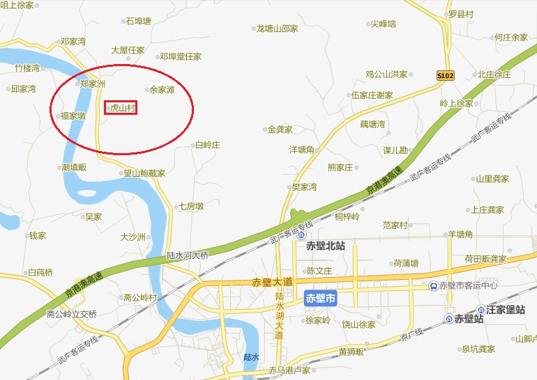 BTG『大陸西遊記』~湖北省咸寧...