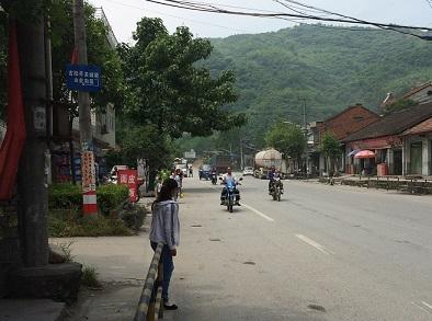 BTG『大陸西遊記』~陝西省漢中市勉県~